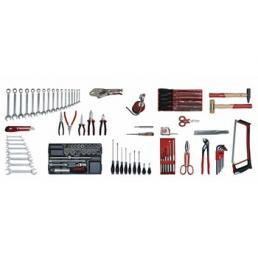 USAG U04960038 - 496 E1 - Werkzeugsortiment INDUSTRIE (94-teilig) | Mister Worker®