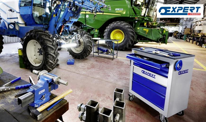 Expert: professionelle Werkzeuge, Sortimente und Autoreparatur auf Mister Worker erhältlich