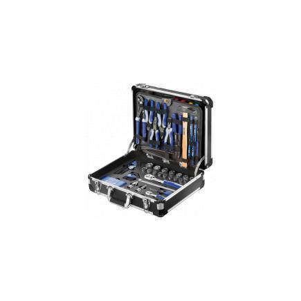 EXPERT Suitcase 142 tools - 1