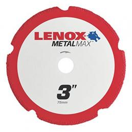 LENOX METALMAX™ cut off diamond disc, 75mm, for die grinder - 1