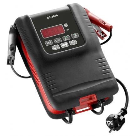 FACOM Fast battery charger - 24 Volts - 10 Amperes – for HGV and worksite vehicles - 1