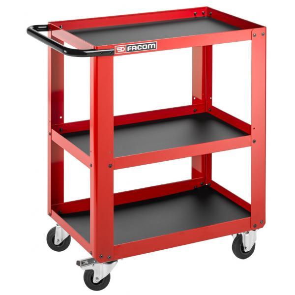 FACOM Workshop mobile tabletop - 3 shelves - 1