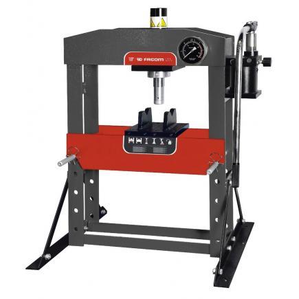 FACOM 15 t hydraulic bench press - 1
