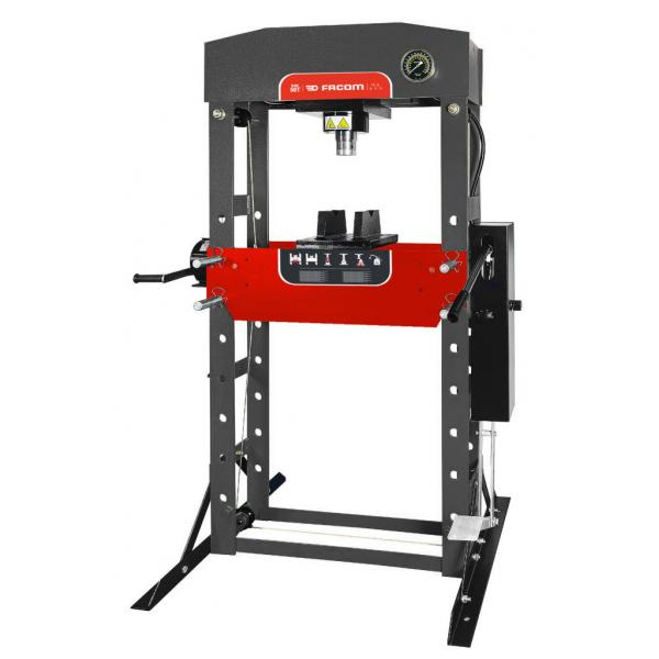FACOM 50 t hydraulic press - 1