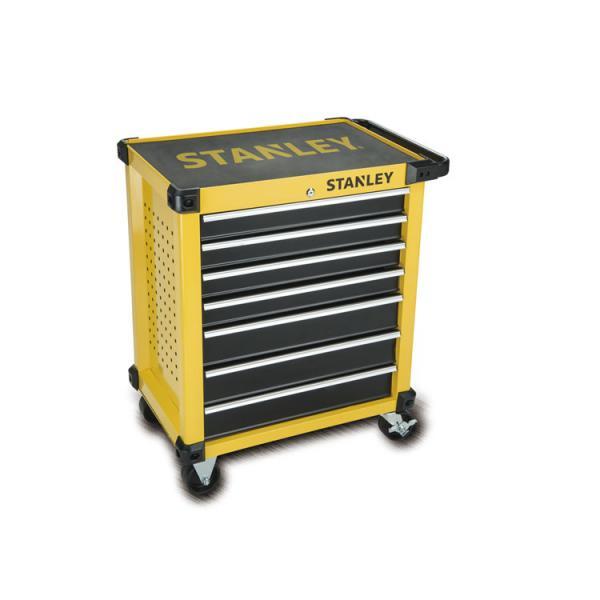 """STANLEY TRANSMODULE SYSTEM-tm- 27"""" 7 drawer roller cabinet - 1"""