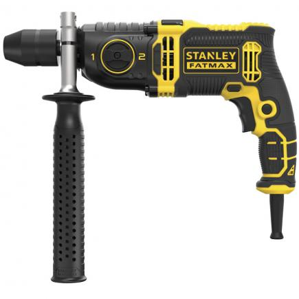 STANLEY Percussion drill 1100w - 2 speeds - 1