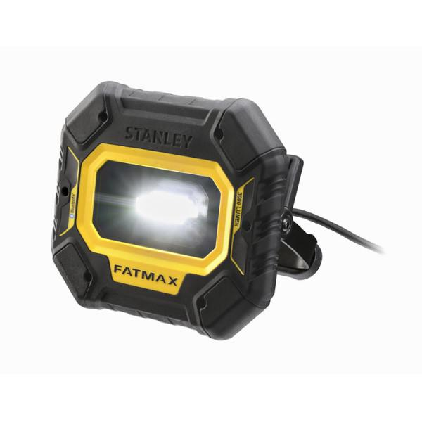 STANLEY Fatmax® flush construction lamp with Bluetooth® connection - 1