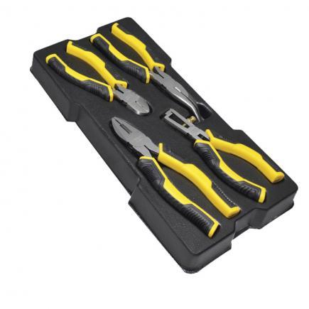 STANLEY TRANSMODULE SYSTEM-tm- 4 pcs control grip pliers module - 1
