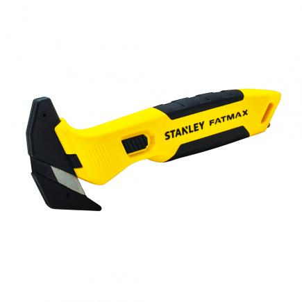 STANLEY Fatmax® bi-material safety knife with replaceable head - 1