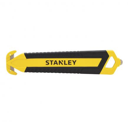 STANLEY Disposable bi-material safety knife - double cut - 1