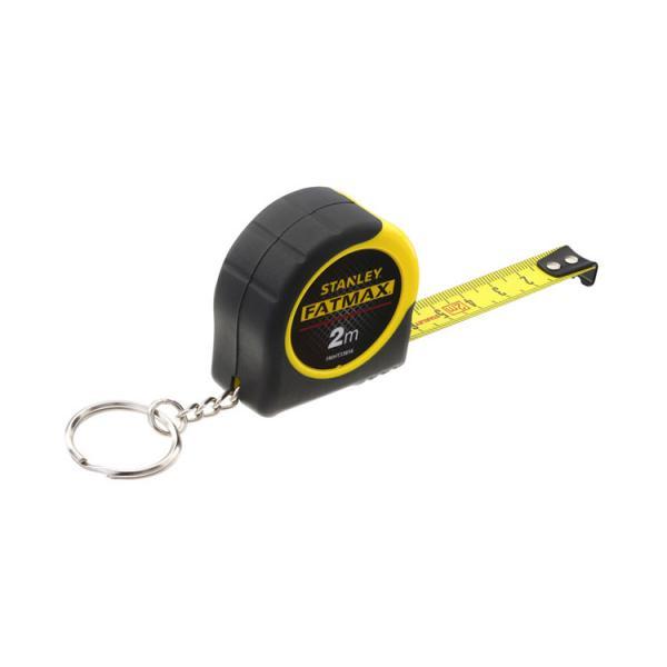 STANLEY Fatmax® measure tape keychain (6 pcs.) - 1