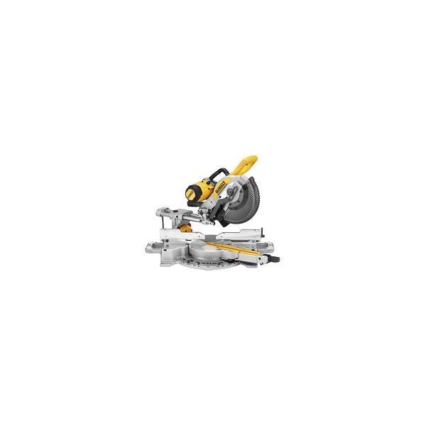 DeWALT 1600W radial miter saw - 1