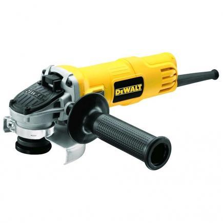 DeWALT 125mm flat head angle grinder - 1