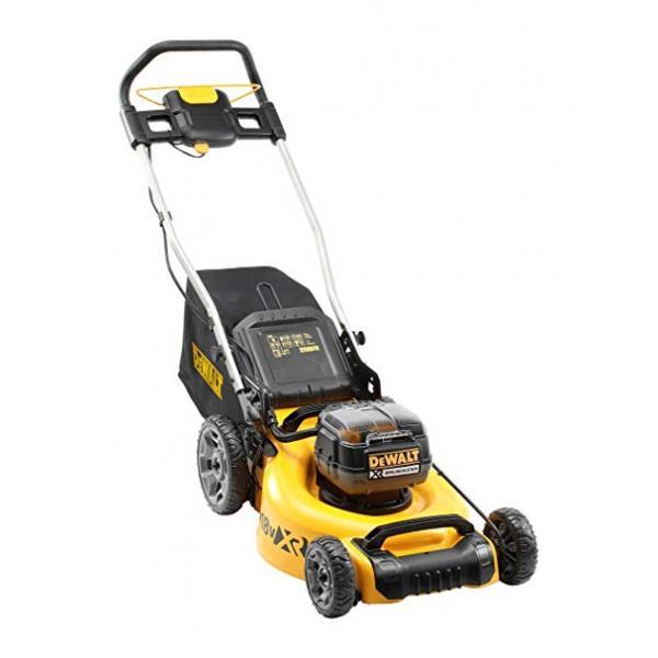 DeWALT XR 18Vx2 lawnmower - 1