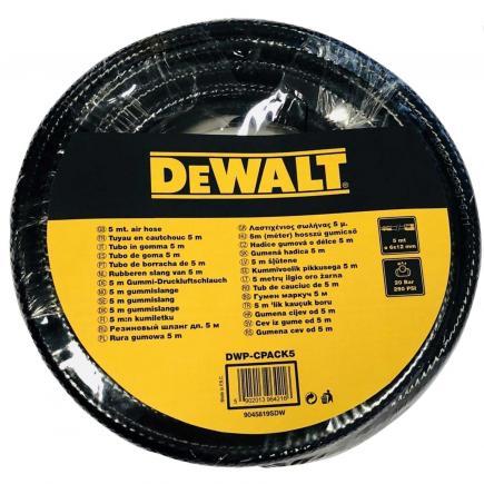 DeWALT Professional Rubber Air Line Hose - 1