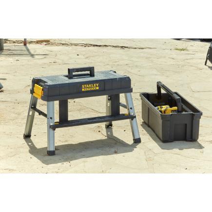 "STANLEY 25"" work step tool box - 1"