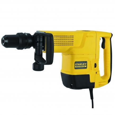 STANLEY Breaker SDS MAX 1600W - 15J - 1