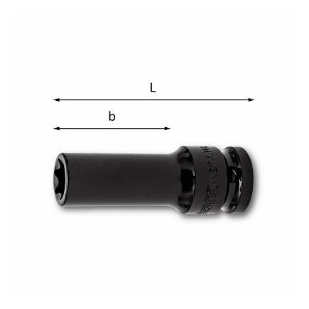 USAG LONG IMPACT TORX® SOCKETS - 1