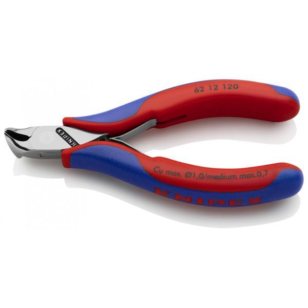 KNIPEX Electronics Oblique Cutting Nipper - 1