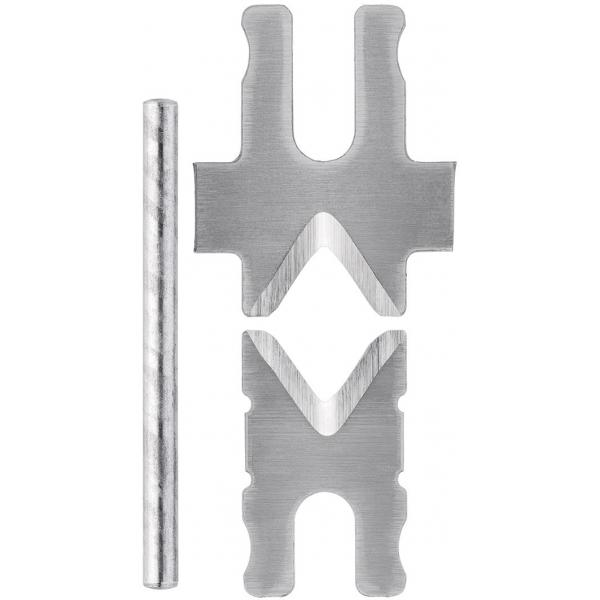 KNIPEX 1 pair of spare blades for 12 62 180 - 3