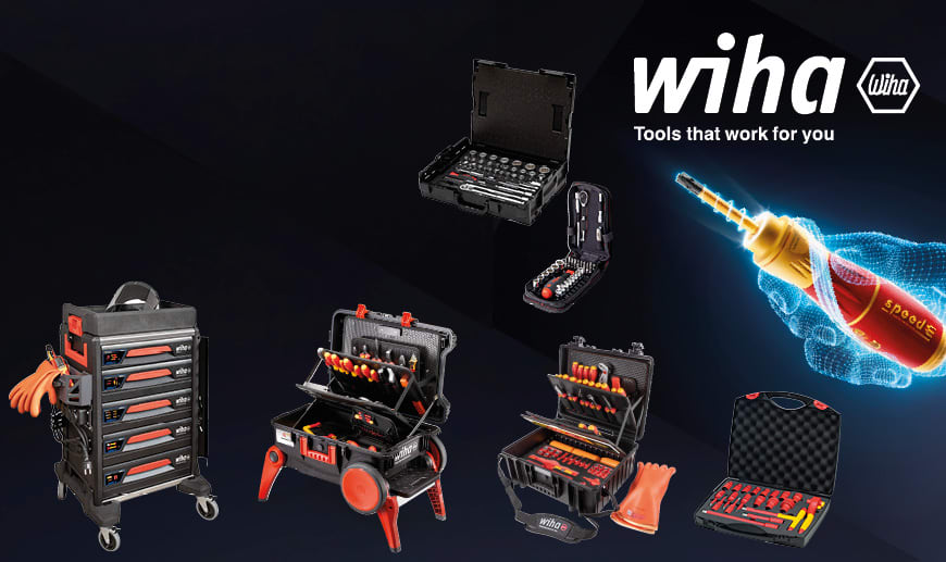 WIHA Complete Catalog: Online Store & Custom Quotes | Worldwide Shipment | Technical Advice & Official Warranty | Best Prices.