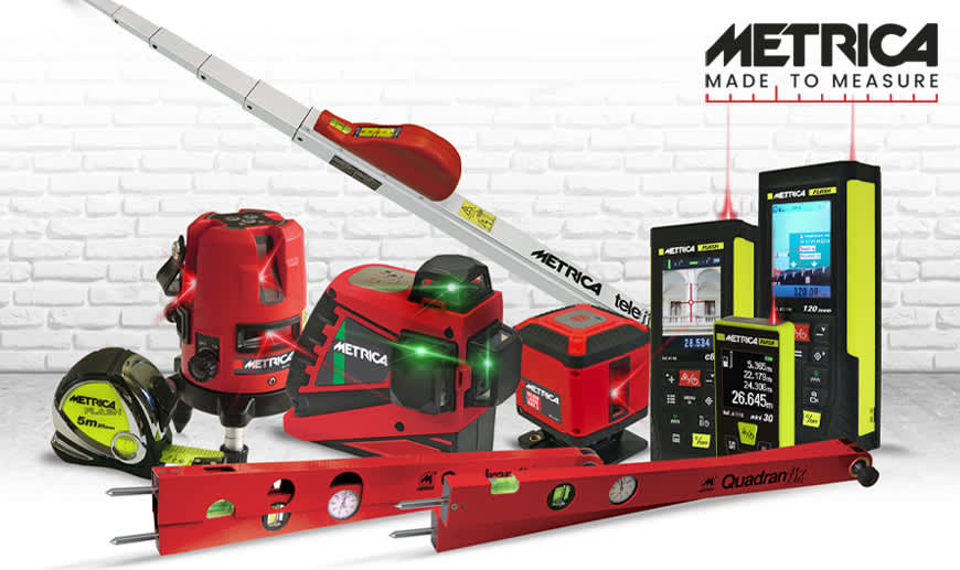 METRICA Complete Catalog: Online Store & Custom Quotes | Worldwide Shipment | Technical Advice & Official Warranty | Best Prices.