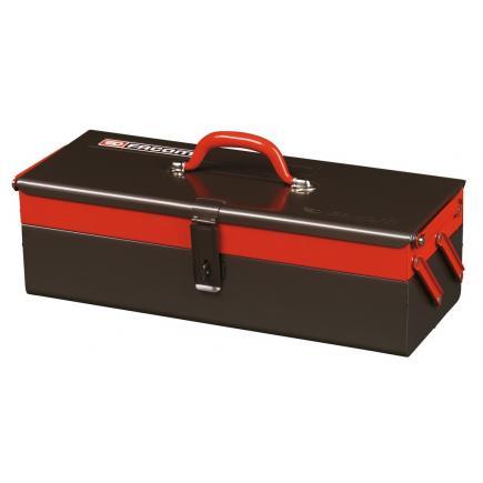 FACOM 2-tray metal tool box - 1