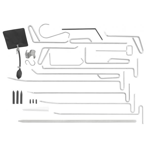 FACOM Set of 34 paint-free dent removal tools - 1