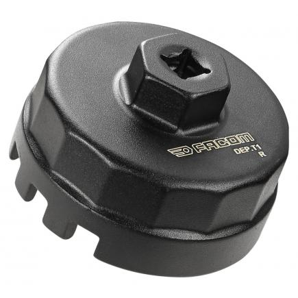 FACOM Oil filter cap wrench for 4-cylinder TOYOTA engines - 1