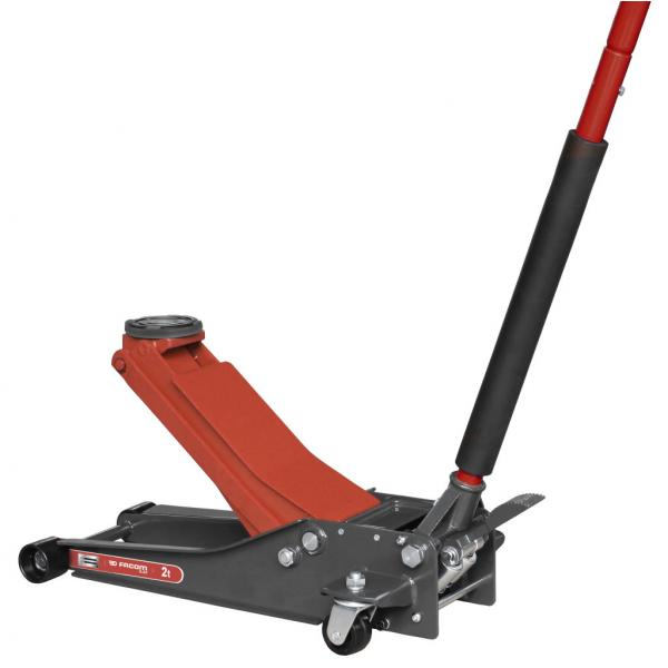 FACOM Gearbox & Engine Support Trolley Jack (2t or 3t) - 1