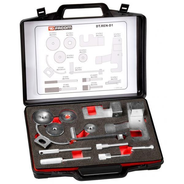 FACOM RENAULT timing kit - Diesel engines - 1