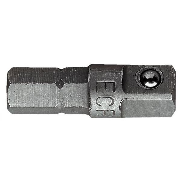 """FACOM Socket adapter - 1/4"""" - 1"""