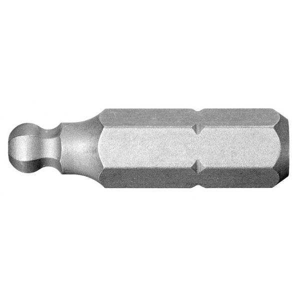 FACOM ETS.1 - Standard bits series 1 with spherical head for countersunk hex screws - 1