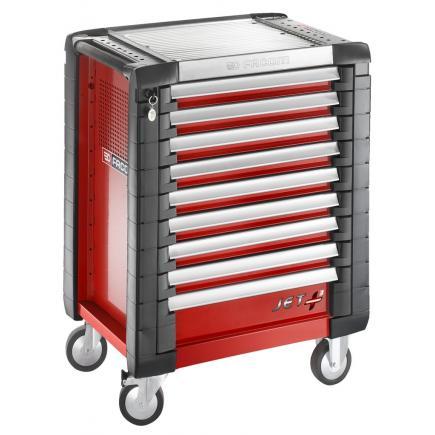 FACOM JET+ 9-drawer roller cabinets - 3 modules per drawer - 1