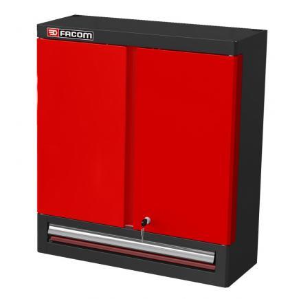 FACOM Jetline + top unit single full doors and 1 drawer - 1