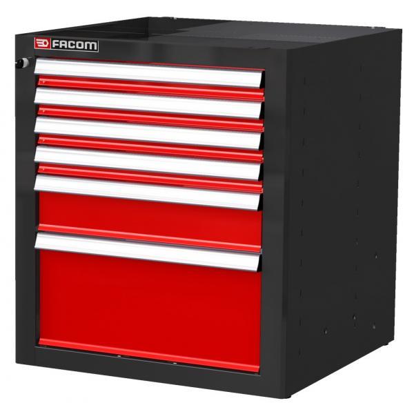 FACOM Jetline + base units - 6 drawers - 1