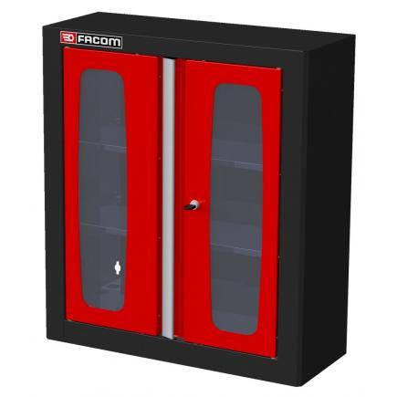 FACOM Jetline + top units single glazed doors - 1