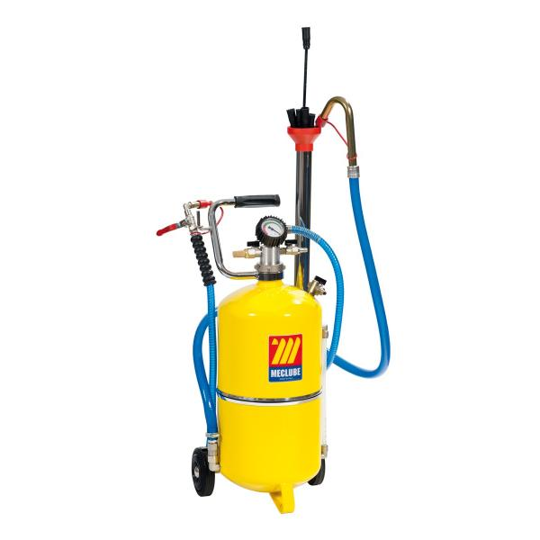MECLUBE Air operated exhausted oil aspirator 24 l - 1