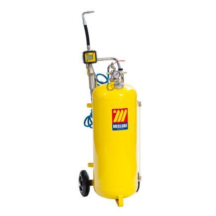 MECLUBE 50 l pneumatic oil dispenser - 1