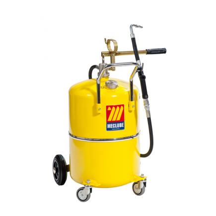 MECLUBE 65 l manual oil dispenser - 1