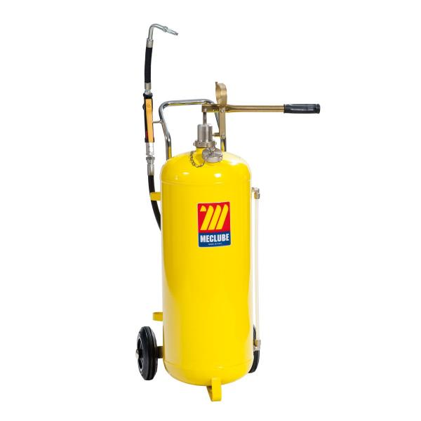 MECLUBE 50 l manual oil dispenser - 1