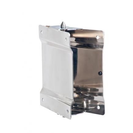 MECLUBE Rotary bracket in stainless steel AISI 304 - 1