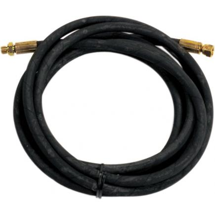 "MECLUBE GREASE hose 600bar Ø 1/4"" length 15m - 1"