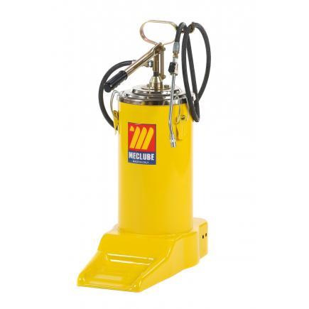 MECLUBE Manual grease pump 16 kg - 1