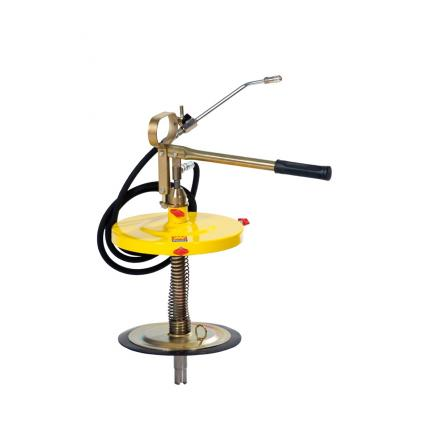 MECLUBE Manual grease pump for drums of 15 kg - 1