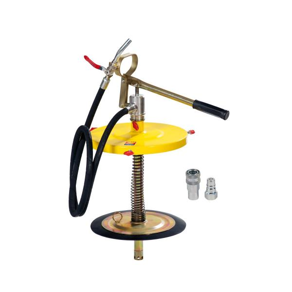 MECLUBE Manual transfer grease pump for drums of 18 30 kg - 1