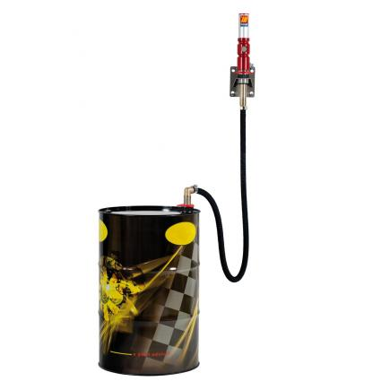 MECLUBE Wall fixed oil set for barrels of 180 220 l Mod.603 ratio 3:1 Delivery capacity 30 l/min - 1
