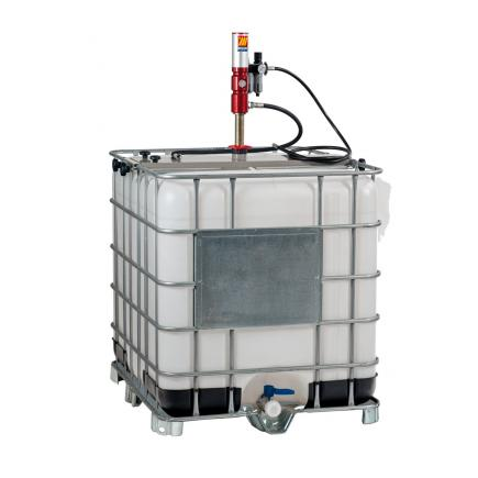 MECLUBE Oil set tank 1000 l Mod.603 ratio 3:1 Delivery capacity 30 l/min - 1