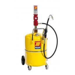 MECLUBE 65 l pneumatic oil dispenser - 1