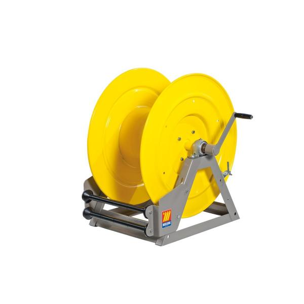 MECLUBE Industrial hose reels manual FOR AIR WATER 20 bar Mod. H 630 - 1
